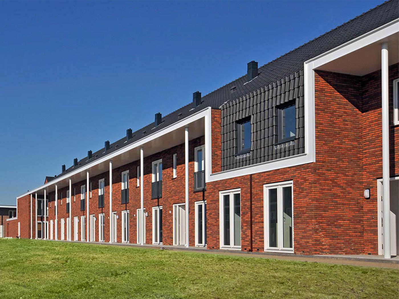 woningbouw architect de ontwerpdivisie
